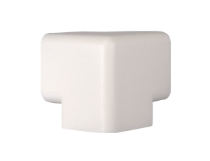 Type H (3D) white protective corners